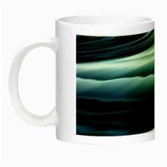 Texture Fractal Frax Hd Mathematics Night Luminous Mugs by Amaryn4rt