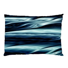 Texture Fractal Frax Hd Mathematics Pillow Case by Amaryn4rt