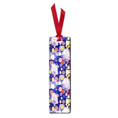 Season Flower Arrangements Purple Small Book Marks by Alisyart