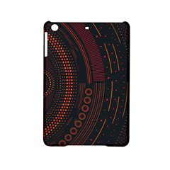 Creative Direction Illustration Graphic Gold Red Purple Circle Star Ipad Mini 2 Hardshell Cases by Alisyart