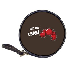 Cutthe Crab Red Brown Animals Beach Sea Classic 20 Cd Wallets by Alisyart