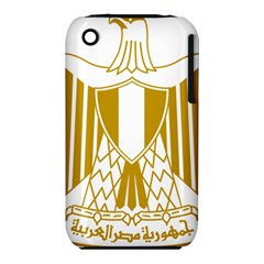 Coat Of Arms Of Egypt Iphone 3s/3gs by abbeyz71