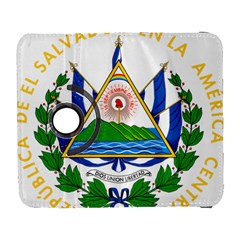 Coats Of Arms Of El Salvador Galaxy S3 (flip/folio) by abbeyz71