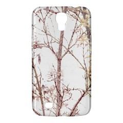 Textured Nature Print Samsung Galaxy Mega 6 3  I9200 Hardshell Case by dflcprints