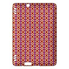 Molecules Kindle Fire Hdx Hardshell Case by CannyMittsDesigns