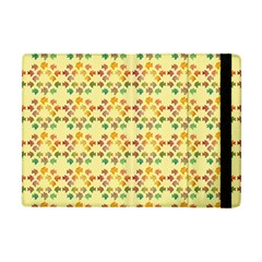 Tropical Fish Yellow Apple iPad Mini Flip Case by CannyMittsDesigns
