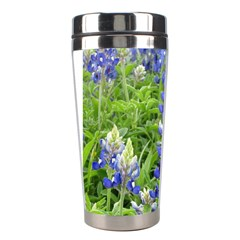 Blue Bonnets Stainless Steel Travel Tumblers
