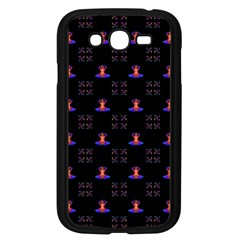 Chakras Samsung Galaxy Grand Duos I9082 Case (black) by CannyMittsDesigns