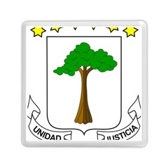 Coat Of Arms Of Equatorial Guinea Memory Card Reader (square)  by abbeyz71