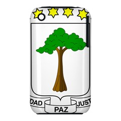 Coat Of Arms Of Equatorial Guinea Iphone 3s/3gs by abbeyz71