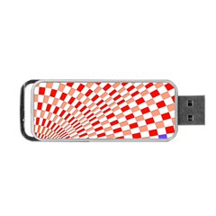 Graphics Pattern Design Abstract Portable Usb Flash (two Sides) by Amaryn4rt