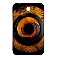 Fractal Mathematics Abstract Samsung Galaxy Tab 3 (7 ) P3200 Hardshell Case  by Amaryn4rt