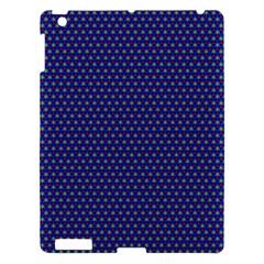 Fractal Art Honeycomb Mathematics Apple Ipad 3/4 Hardshell Case by Amaryn4rt