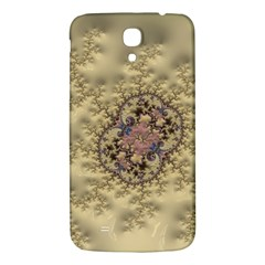 Fractal Art Colorful Pattern Samsung Galaxy Mega I9200 Hardshell Back Case by Amaryn4rt