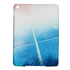 Court Sport Blue Red White Ipad Air 2 Hardshell Cases