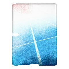 Court Sport Blue Red White Samsung Galaxy Tab S (10 5 ) Hardshell Case