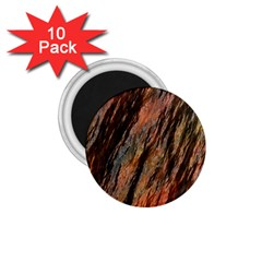 Texture Stone Rock Earth 1 75  Magnets (10 Pack)