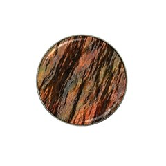 Texture Stone Rock Earth Hat Clip Ball Marker (4 Pack) by Amaryn4rt