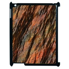 Texture Stone Rock Earth Apple Ipad 2 Case (black)