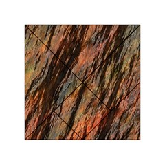 Texture Stone Rock Earth Acrylic Tangram Puzzle (4  X 4 ) by Amaryn4rt