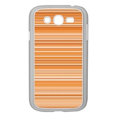 Line Brown Samsung Galaxy Grand Duos I9082 Case (white) by Alisyart