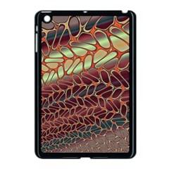 Line Dancing Gpld Net Apple Ipad Mini Case (black) by Alisyart