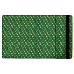 Candy Green Sugar Apple Ipad 3/4 Flip Case by Alisyart