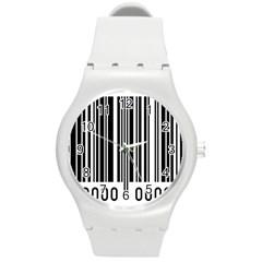 Code Data Digital Register Round Plastic Sport Watch (m) by Amaryn4rt