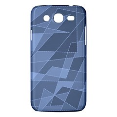Lines Shapes Pattern Web Creative Samsung Galaxy Mega 5 8 I9152 Hardshell Case