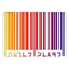 Code Data Digital Register Samsung Galaxy Tab 8 9  P7300 Flip Case by Amaryn4rt
