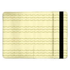Background Pattern Lines Samsung Galaxy Tab Pro 12 2  Flip Case