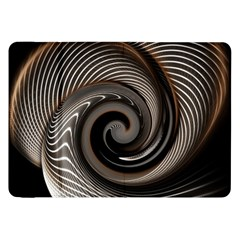 Abstract Background Curves Samsung Galaxy Tab 8 9  P7300 Flip Case by Amaryn4rt