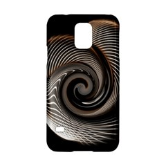 Abstract Background Curves Samsung Galaxy S5 Hardshell Case  by Amaryn4rt