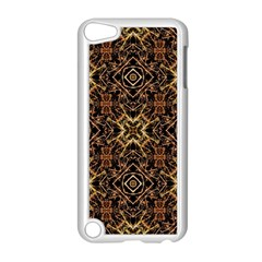 Tribal Geometric Print Apple Ipod Touch 5 Case (white) by dflcprints