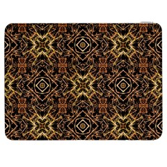 Tribal Geometric Print Samsung Galaxy Tab 7  P1000 Flip Case by dflcprints