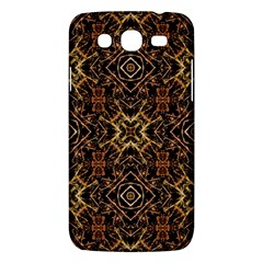 Tribal Geometric Print Samsung Galaxy Mega 5 8 I9152 Hardshell Case  by dflcprints