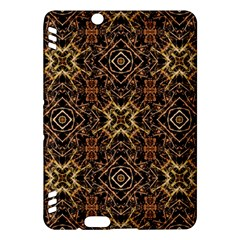 Tribal Geometric Print Kindle Fire Hdx Hardshell Case by dflcprints