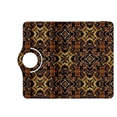 Tribal Geometric Print Kindle Fire Hdx 8 9  Flip 360 Case by dflcprints