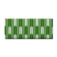 Arrows Green Cosmetic Storage Cases by Alisyart