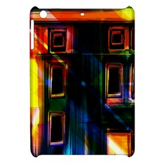 Architecture City Homes Window Apple iPad Mini Hardshell Case