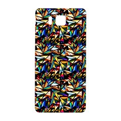 Abstract Pattern Design Artwork Samsung Galaxy Alpha Hardshell Back Case by Amaryn4rt