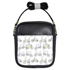 Bicycle Bike Sport Girls Sling Bags