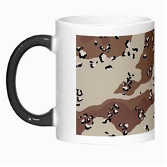 Camouflage Army Disguise Grey Brown Morph Mugs by Alisyart