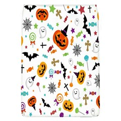 Candy Pumpkins Bat Helloween Star Hat Flap Covers (l)  by Alisyart