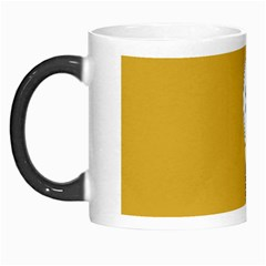 Idea Lamp White Orange Morph Mugs