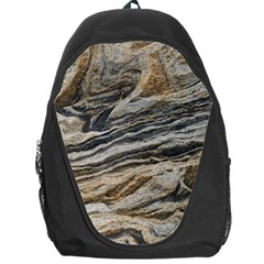 Rock Texture Background Stone Backpack Bag