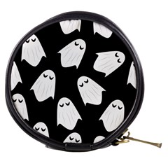 Ghost Halloween Pattern Mini Makeup Bags