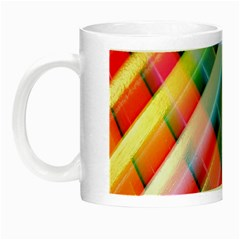 Graphics Colorful Colors Wallpaper Graphic Design Night Luminous Mugs by Amaryn4rt