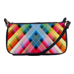 Graphics Colorful Colors Wallpaper Graphic Design Shoulder Clutch Bags by Amaryn4rt