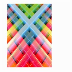 Graphics Colorful Colors Wallpaper Graphic Design Large Garden Flag (two Sides) by Amaryn4rt